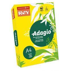 Papier ksero Rey Adagio A4/80g żółty