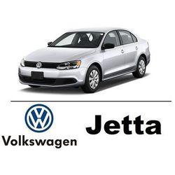VW Jetta - Światła do jazdy dziennej LED DRL P21W Ba15s Epistar - Zestaw 2 żarówki