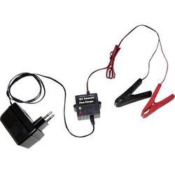 Prostownik automatyczny Eufab 16505, 230 V (poprzez dołączony zasilacz)