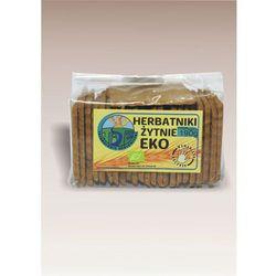 Tast: herbatniki wegańskie żytnie BIO - 190 g