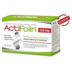 ActiFolin tabl. 0,8 mg 30 tabl.