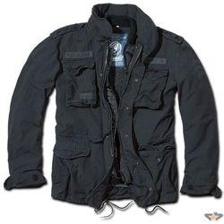 kurtka męskie zimowy BRANDIT - M65 Giant Black - 3101/2