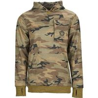 bluza SESSIONS - Hellcat Graphic 1Pullover Hoody Green Camo (GRC)