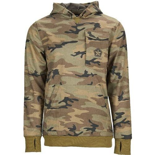 bluza SESSIONS - Hellcat Graphic 1Pullover Hoody Green Camo (GRC) rozmiar: S