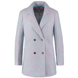 Yumi Krótki płaszcz duckegg