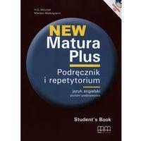 New Matura Plus Podręcznik i repetytorium z płytą CD (opr. miękka)