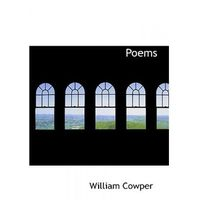 William Cowper - Poems