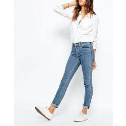 Levis 721 High Rise Skinny Jeans - Grey