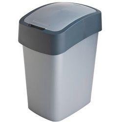 Kosz Do Segregacji śmieci Flip Bin 25l Szary