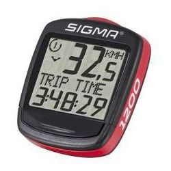 Licznik rowerowy Sigma Baseline 1200 Czarny