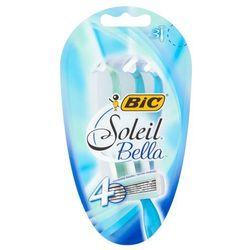 Maszynka do golenia Soleil Bella 3 sztuki