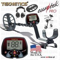 Wykrywacz metalu Teknetics EUROTEK PRO cewka 11