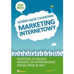 Marketing internetowy Szybkie łącze z klientami (opr. miękka)