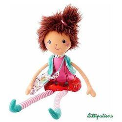 Cyrkowa lalka szmacianka - Mona