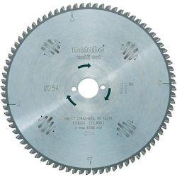 Tarcza tnąca Metabo HW/CT 315X30 96 FZ/TR5, 315 x 30 mm, 96 z/cal, gr. 2 mm