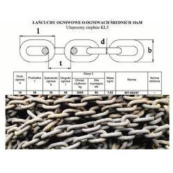 Łańcuch Rozrzutnika MENGELE HAGEDORN 10x38 KL5