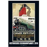 Historische Eisenbahnplakate 2016