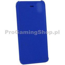 Etui HTC Dot View - HC M180 do HTC Desire 626, Blue