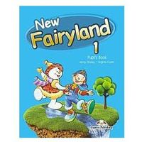 New Fairyland 1 PB EXPRESS PUBLISHING - Jenny Dooley, Virginia Evans (opr. broszurowa)