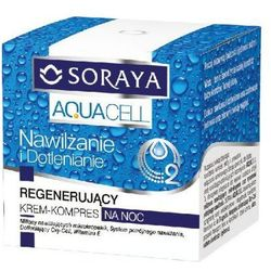 Soraya Aqua Cell Krem-kompres na noc regenerujšcy 50ml