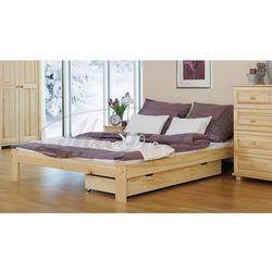 Łóżko sosnowe Celinka 120x200
