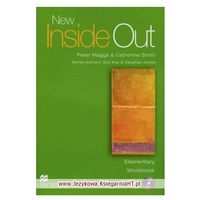 Inside Out New Elementary WB MACMILLAN - Peter Maggs, Catherine Smith (opr. miękka)