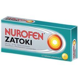 NUROFEN Zatoki x 12 tabletek