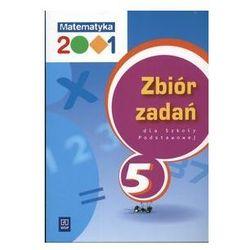 Matematyka 2001 Zbiór zadań dla klasy 5