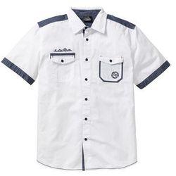 88a9f3db26f97b koszula z diagonalu z dugim rkawem w kategorii Koszule męskie ...