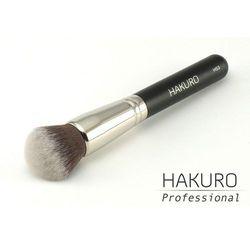 Hakuro H53 - Pędzel do aplikacji płynnych podkładów oraz kosmetyków mineralnych