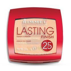 Rimmel Lasting Finish 25h Puder Light Honey nr 004