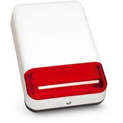 SPLZ-1011 R Zewnętrzny sygnalizator optyczno-akustyczny