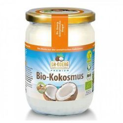 Masło z orzecha kokosowego BIO 500g - Dr. Goerg