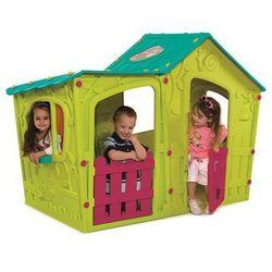 Dom zabaw dla dzieci Keter Magic Villa - Transport GRATIS!