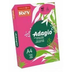 Papier ksero Rey Adagio A4/80g różowy