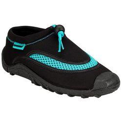Buty do wody dla dzieci Waimea - Czarny