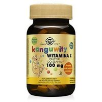 Kanguwity Wit C 100mg 90 pastylek do ssania