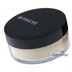 PAESE - Highlighter illuminating powder - Puder rozświetlający-CHAMPAGNE 01