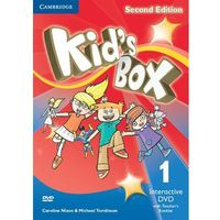 Kid's Box Level 1 Interactive DVD (NTSC) with Teacher's Book