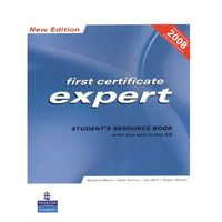 FCE Expert New Edition Student's Resource Book with Key plus Audio CD (opr. miękka)