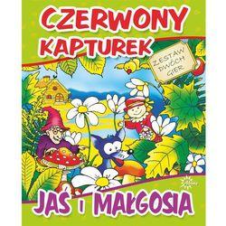 Czerwony Kapturek, Jaś i Małgosia, gra familijna Darmowa dostawa do sklepów SMYK