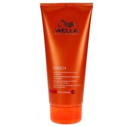 Wella Enrich Moisturising - odżywka nawilżająca do włosów cienkich 200ml