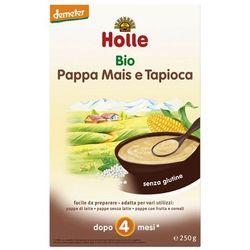 Kaszka kukurydziana z tapioką pełnoziarnista - holle