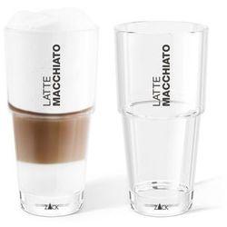 Zack - Zestaw 2 szklanek do Latte Macchiato CETO