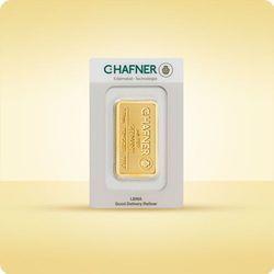 1 uncja Sztabka złota CertiCard