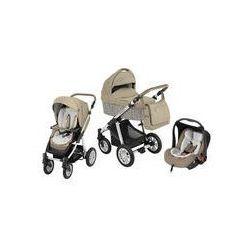 Wózek wielofunkcyjny 3w1 Lupo Dotty + Leo Baby Design (Eco beżowy)