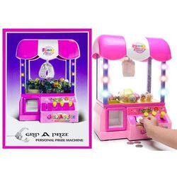 Maszyna do łapania cukierków różowa gra w łapanie