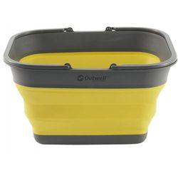 Outwell Collaps Crater Kosz piknikowy with Handle żółty/szary Koszyki składane Przy złożeniu zamówienia do godziny 16 ( od Pon. do Pt., wszystkie metody płatności z wyjątkiem przelewu bankowego), wysyłka odbędzie się tego samego dnia.