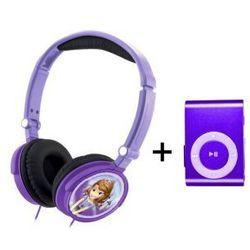 Słuchawki Dzieci Jej Wysokość Zosia Odtwarzacz MP3