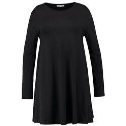 Zalando Essentials Curvy Sukienka z dżerseju black